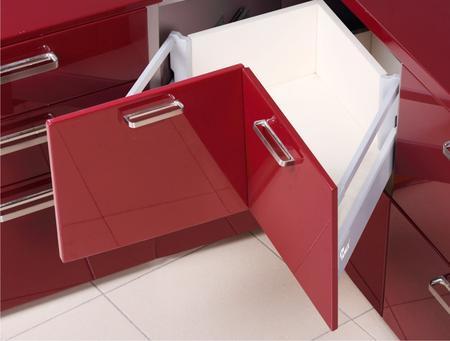 System do zabudowy szuflad TB20 System Box Prestige AMIX