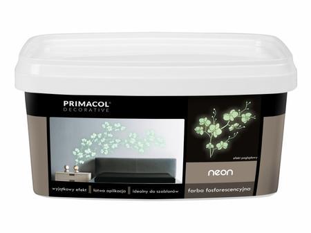 Farba fosforescencyjna Neon PRIMACOL Decorative