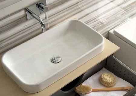 Umywalka nablatowa M-Line BAGNO DESIGN