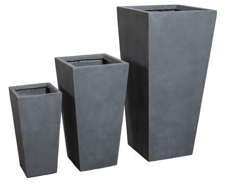 Donice cementowe Grigio BELLDECO
