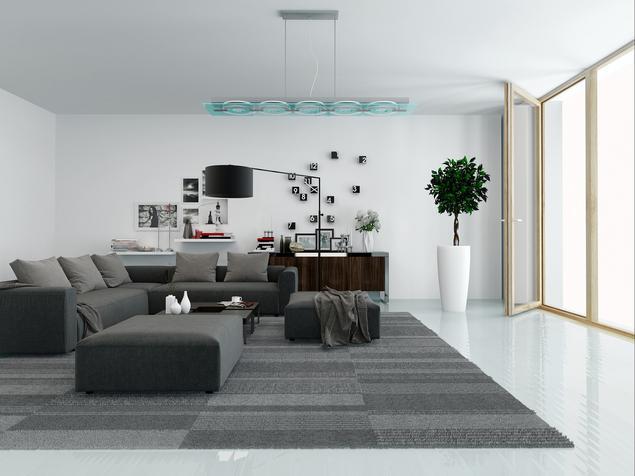 Zobacz galeri zdj nowoczesny salon jak urz dzi salon for Moderner einrichtungsstil