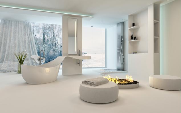 Ekskluzywne łazienki - stylowa łazienka