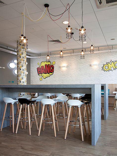 Aranżacja restauracji – wybieramy podłogę do restauracji z Carpet Studio