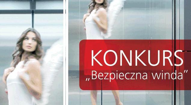 Konkurs Schindler Polska Bezpieczna winda