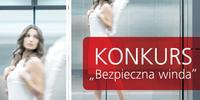 """Konkurs firmy Schindler Polska """"Bezpieczna winda"""" na półmetku"""